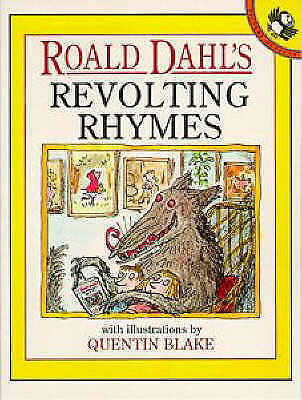Revolting Rhymes (Picture Puffin) Roald Dahl, 0140504230 Paperback Children's