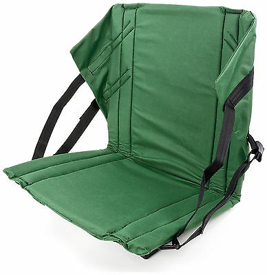 Chinook Canoe Seat & Camp Chair - Adjustable Straps