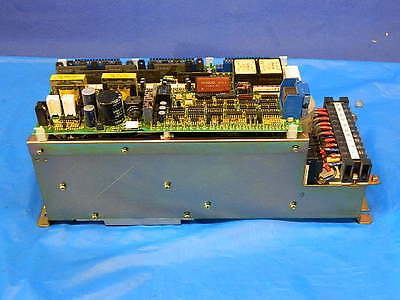 FANUC SERVO AMPLIFIER A06B-6057-H202 w/ 3M WARRANTY