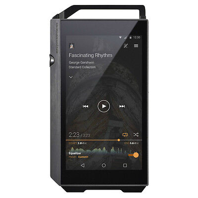 Brand New Pioneer Xdp-100R-K Portable High Resolution Digital Audio Player Black