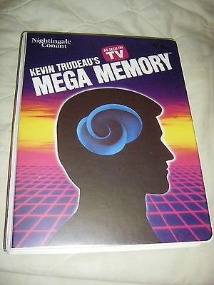 Mega Memory by Kevin Trudeau
