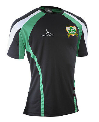 Olorun Ireland Supporters Rugby Kinetic T-Shirt S-XXXL