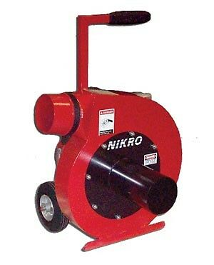 Nikro Insulation Removal Vacuum 2925 cu.ft/hr - INSUL10