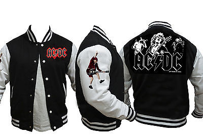Chaqueta AC/DC Malcolm y Angus Young ‎Hard rock‎, ‎heavy metal‎,​ blues rock
