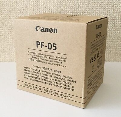 NEW Canon Print Head PF-05 3872B001 from JAPAN