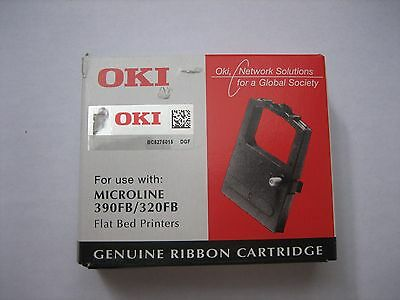 OKI Microline Ribbon Farbband ML 390FB 320FB   Pin Printer Mat. 09002310 NEU OVP
