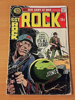 Our Army at War #226 ~ VERY GOOD VG ~ 1970 DC Comics
