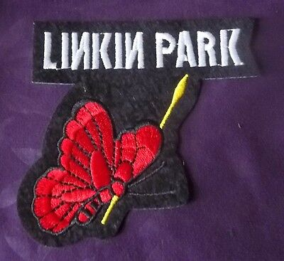 Linkin Park  Embroidered Patch Chester Bennington Stone Temple Pilots