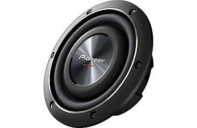 """NEW Pioneer TS-SW2002D2 600W 8"""" TS Series Dual 2 ohm Shallow Mount Car Subwoofer"""
