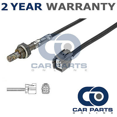For Subaru Impreza 1.5 2009- 4 Wire Front Lambda Oxygen Sensor Direct Fit