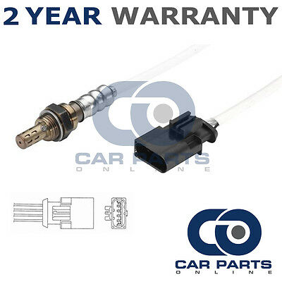 For Bmw Mini R50 / R52 1.6 Cooper (2001-06) 4 Wire Front Lambda Oxygen Sensor O2