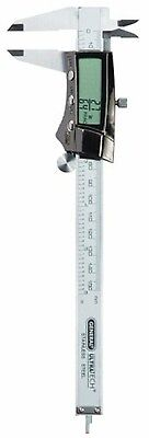 General Tools & Instruments Steel 147 6-Inch Digital Fractional Caliper with ...
