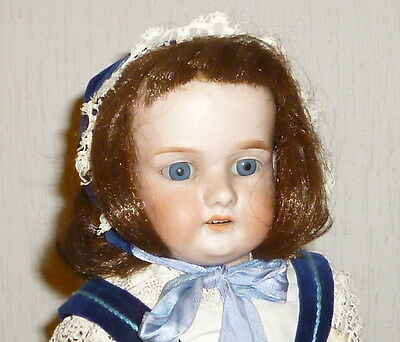 Alte Porzellankopfpuppe Armand Marseille Puppe AM 370 Puppen Dolls Doll 57cm RAR