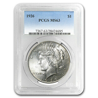 1926 Peace Dollar MS-63 PCGS - SKU #11587