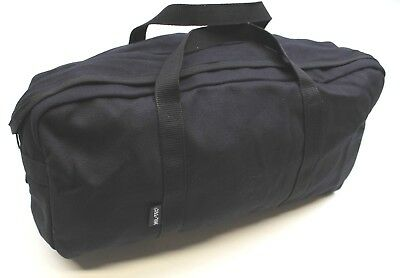 British Army Style Police & Security Services Utility Holdall Bag Black