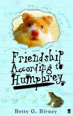 Friendship According to Humphrey, Betty G. Birney, New Book