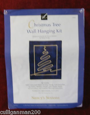 1 - Sewing with Nancy's Christmas Tree Wall Hanging Kit (2016-118)