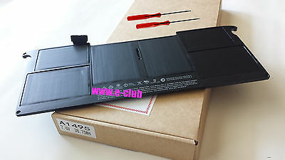 """Genuine Battery A1495 For Apple MacBook Air 11"""" A1465 (Mid-2013) 020-8082-A"""