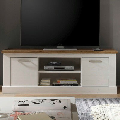 tv lowboard hifi board nussbaum sideboard kommode anrichte wohnzimmerschrank eur 260 10. Black Bedroom Furniture Sets. Home Design Ideas