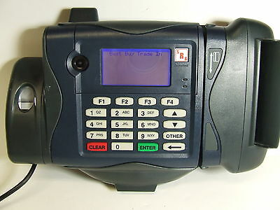 SRS POS System ! with 2 camera,biometric and  bar code scanner ! ! USED ! WOW !