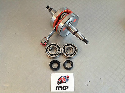 Aprilia Rs50 New Crankshaft Crank Bearings & Seals Rebuild Kit 2007