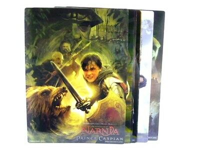 Narnia, Disney / Plastic Card / Jumbo Carddass / 8 Cards / Complete Pack