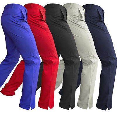 40%off Rrp Callaway Chev Lightweight Tech Pant Mens Performance Golf Trousers