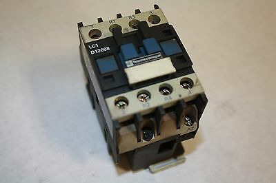 Telemecanique Lc1 D12008 Overload Relay
