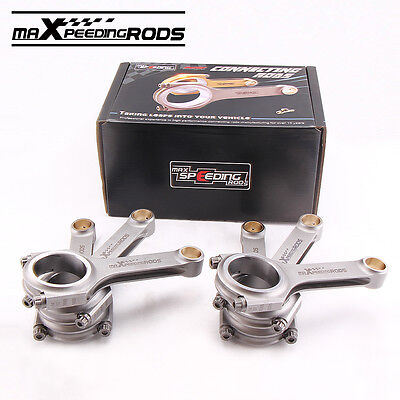 Forged Bielas ARP connecting rods para VW Golf III 2.8 2.9 VR6 164mm varillas