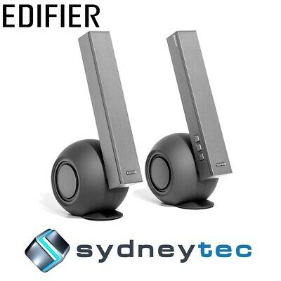 New Edifier E10BT Exclaim - 2.2 Lifestyle Studio Bluetooth Speakers 3.5MM