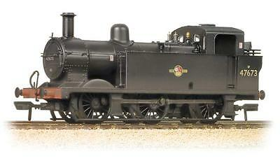Bachmann 32-235 0-6-0 BR Late Crest Fowler Tank (Jinty) 47673 New Boxed T48 Post