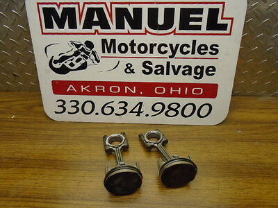 2015 15 Yamaha Yzf R3 R 3 Pistons Rods Ring Bearings 513 Miles Only