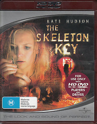 The Skeleton Key-2005-Kate Hudson-[For Use Only HD DVD Players Only]-Movie-DVD