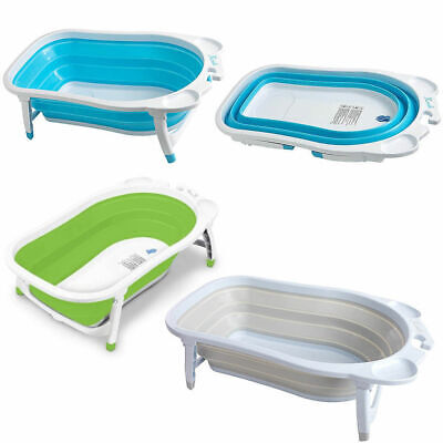 Roger Armstrong Baby Infant Newborn Bath Bathtub/Bathing Folding Safety Sensor