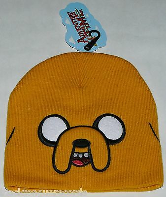 Adventure Time Jake Official CN Kids Junior Beanie Hat New Official Shop Item