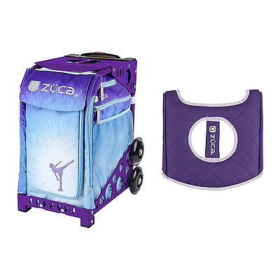 ZUCA Sports Frame & Insert Bag - ICE DREAMZ - FREE SEAT CUSHION!!!