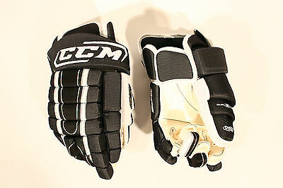 New Ccm 4Rp Ice Hockey Gloves Senior Size Colour Black/white