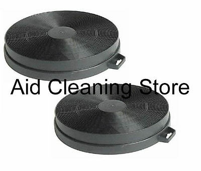 2x CHARCOAL CARBON COOKER OVEN HOOD FILTERS MATSUI MCH60 MCH90 MCH100 MSH 2x6848