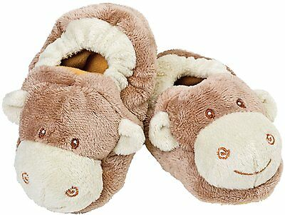 Jungle Friends Mojo Monkey Baby Booties 0-10 months - Unisex Baby Gifts