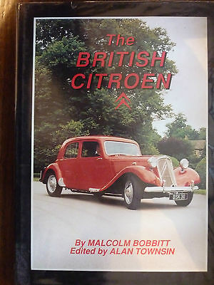 The British Citroen - Traction Avant ID DS 2CV Bijou by Malcolm Bobbitt