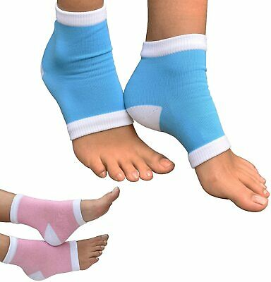 MEDIPAQ™ Gel Heel Protection Socks - Foot Pain Relief Sore Feet Blisters Sport