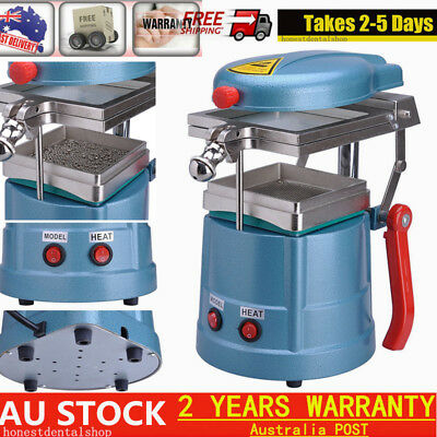 Dental Vacuum Forming Molding Former Heater Heating Thermoforming Machine AU