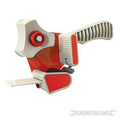 Silverline 427679 Packing Tape Dispenser Pistol Grip by Silverline