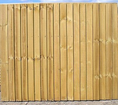 Feather Edge Fence Panels (Heavy Duty Great Quality)