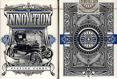 Innovation Playing Cards Poker Size Deck LPCC Custom Standard Edition New Sealed