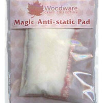 Woodware Magic Anti-Static Bag - For Use with Stamping or Embossing