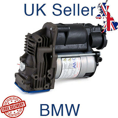 ORIGINAL AMK BMW X5 E70 X6 E71 Air Suspension Compressor PUMP OEM BRAND NEW