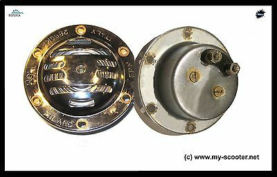 Vespa Hupe Schnarre 6V AC Wechselstrom, V50 N Special ET3 PV Nuova S R SS 90 L