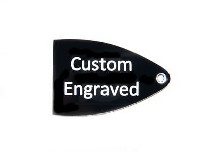 Custom engraved Truss Rod Cover for Import Paul Reed Smith PRS  SE guitars