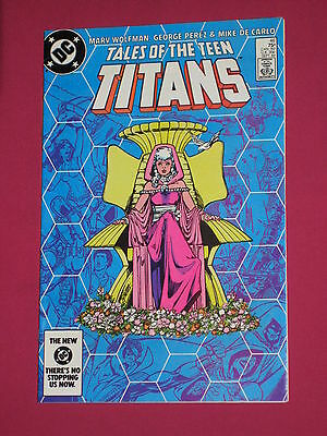Tales Of The Teen Titans #46 DC Comics 1984 Good - Bagged & Boarded